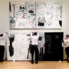 Jean-Michel Basquiat's 'Flesh and Spirit', one of the largest works ever made by the artist, will be an outstanding highlight of…