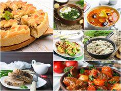 7 ужинов: меню на неделю