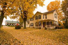 Old farm home