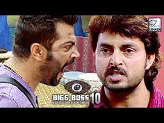 On day 67 of Colors TV Bigg Boss 10 Monalisa' real boyfriend Vikrant Singh and Manu Punjabi's fights in Bigg Boss 10 for Monalisa.