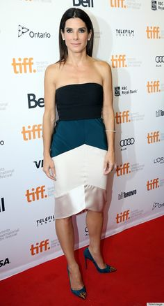 In Hollywood, there are a select group of women who are known for their killer fashion sense. Celebrities like Beautiful Celebrities, Most Beautiful Women, Amazing Women, Sandra Bullock, Sandro, American Dress, Bionic Woman, My Fair Lady, Classy Women