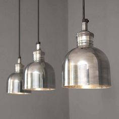 Flori Tarnished Silver Pendant - looking for a pendant lamp for the kitchen area.