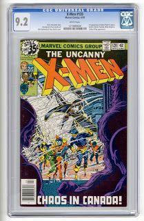 X-Men 120 CGC 9.2 now on eBay.
