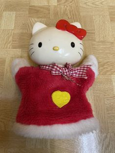 Hello Kitty Toys, Cat Toys, Auction, Fictional Characters, Fantasy Characters