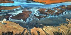 Kaliforniens Wüsten aus der Luft › kwerfeldein - Fotografie Magazin | Fotocommunity