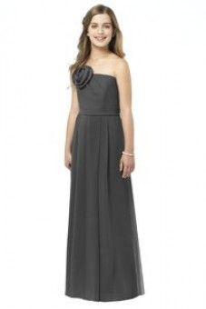 Weddington Way is your one stop shop for bridal party fashion online. Explore our boutique for the largest selection of beautiful bridesmaid dresses, suit & tuxedo rentals for the men, bridesmaid gifts, accessories & more. Girls Bridesmaid Dresses, Beautiful Bridesmaid Dresses, Girls Dresses, Junior Bridesmaids, Wedding Dress Shopping, Wedding Party Dresses, Chiffon Dress, Strapless Dress Formal, Designer Wedding Gowns
