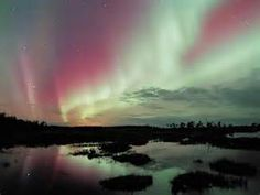 lapland northern lights finland - Bing images