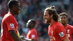 Liverpool midfielder Joe Allen says he is unsure on future at Anfield