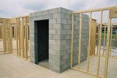 Built-in Safe Room/Tornado shelter--perfect for hurricane season!