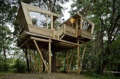 Scout Treehouse in Florida