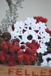 blog com flocos de natal