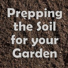 To have a garden that grows well you have to have good soil so that the plants can thrive. Good soil has the nutrients that your plants need. Garden Yard Ideas, Easy Garden, Lawn And Garden, Garden Tips, Backyard Ideas, Compost Soil, Garden Compost, Composting, Compost Tea