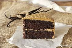 Kouzinista – Made with love by Nana Chocolate Caramel Cake, Caramel Frosting, Brownie Cupcakes, Cupcake Cakes, Meals Without Meat, Cooking Cake, Butter, Greek Recipes, Vegan Desserts