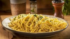 Onion Cheesy spaghetti - Easy Meals with Video Recipes by Chef Joel Mielle - RECIPE30