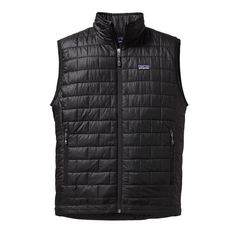 Add your company logo to the Patagonia Nano Puff Vest Patagonia's Nano Puff Vest is warm, windproof and water resistant. The updated Nano Puff Vest uses warm, incredibly lightweight and highly compres