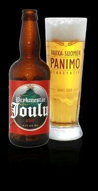 Prykmestar Jouluolut 2016. Light smoke beer for Christmas. 9/10 pts