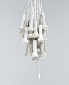 CLAY LIGHT by PAULA SEVILLA favorited by LIGHTBOX AMSTERDAM