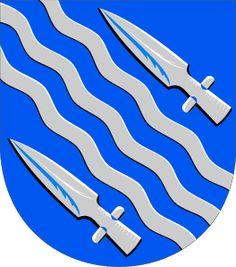Kommunvapen i Finland – Wikipedia