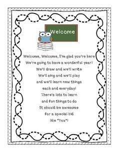 Back to School: Kindergarten Welcome Packet {Editable} | School