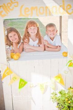 Lemonade birthday party baby shower bridal shower idea. See more at www.karaspartyideas.com