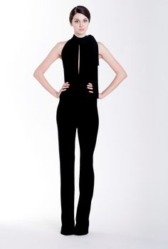 Azzaro Fall Winter 2013/2014 : OMBRELLE jumpsuit #azzaro