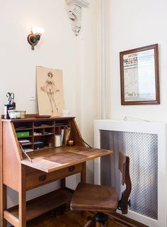 A 150-year-old Apartment in Brooklyn Heights | Design*Sponge
