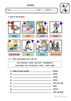 Awesome Action Verbs Worksheet For Grade 1 that you must know, Youre in good company if you?re looking for Action Verbs Worksheet For Grade 1 English Teaching Materials, Teaching English Grammar, English Vocabulary, 1st Grade Worksheets, Worksheets For Kids, Printable Worksheets, Grammar Worksheets, English Lessons, Learn English