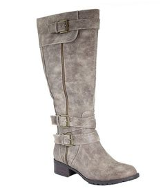 Take a look at this Vintage Stone Emerado Classic Calf Boot on zulily today!