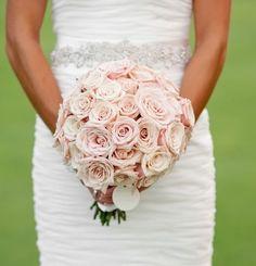 pembe Gelin Çiçekleri Modası