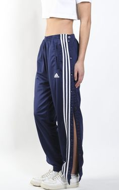 Vintage Adidas Tearaway Pants | Frankie Collective $50