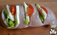 Sushi, Bacon, Ethnic Recipes, Food, Essen, Meals, Yemek, Pork Belly, Eten