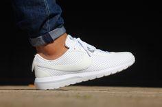 Nike Roshe Cortez NM White/ White-Pure Platinum - 833804-101