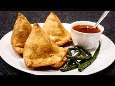 समोसा बनाने का सीक्रेट तरकीब- बाज़ार जैसा पंजाबी आलू समोसे - Easy Aloo CookingShooking Samosa - YouTube