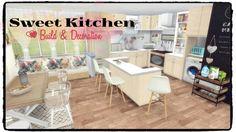 Dinha Gamer: Sweet Kitchen • Sims 4 Downloads