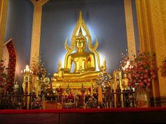 Benchamabophit Marble Temple,Bangkok, Thailand