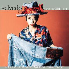 Win a subscription to Selvedge Magazine
