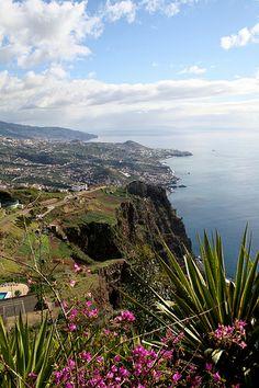 Madeira - Cabo Girâo , Portugal