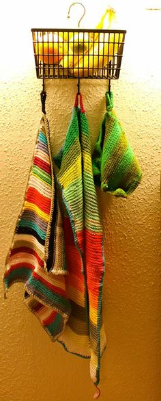 Klude og håndklæder