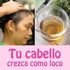 Este champú simple hará que tu cabello crezca como loco y todo el mundo estará sorprendido de su brillo y volumen #cabello #crecer #volumen #remedio #casero #pelo #mascarilla #DIY