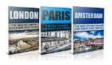 Free Kindle Book -   Travel : Europe Travel Guide - Box Set - London ,Paris, Amsterdam (Europe): -(Europe Travel) (Europe Travel Box Set Book 1)