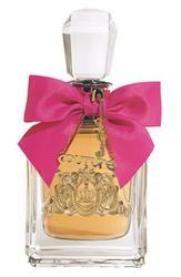 Juicy Couture Viva la Juicy Eau de Parfum Spray - oz - Juicy Couture Viva La Juicy Perfume and Fragrance. It's makes me feel so cozy and sexy Perfume Glamour, Perfume Prada, Perfume Parfum, Couture Perfume, Perfume Diesel, Fragrance Parfum, Parfum Spray, Perfume Bottles, Lipsticks