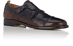 #OFFICINE #CREATIVE Vautier Double-Monk-Strap #Shoes