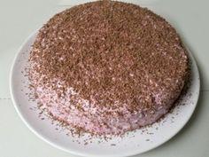 Malinovo-orechová torta bez múky (fotorecept) - obrázok 7