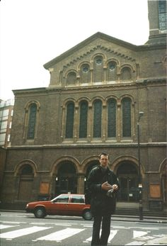1998 Westminster Cathedral è una chiesa cattolica non lontano da Westminster Abbey