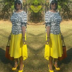 Sew Virtuous Designs Top and Skirt African Dress, Dress Fashion, High Low, Sewing, Skirts, Tops, Dressmaking, Couture, Skirt