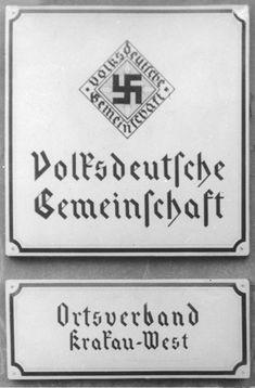 Volksdeutsche Gemeinschaft - Volksdeutsche - Wikipedia, the free encyclopedia
