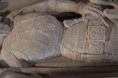 The effigy is of Günter The Xxv Von Schwarzburg.