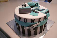 Port Power black forest cake