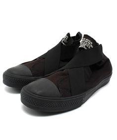 Ленточные кроссовки CABANE де Zucca (Kabandozukka) (кроссовки) | Черный