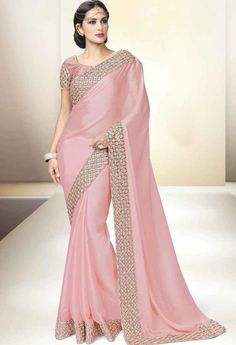 Product Code 9027 Weight 2 KG Delivery Days 20 Days Fabric Georgette Blouse Brocade Occasion Party Wear, Traditional Work Embroidery Shipping Worldwide PLEASE NOTE due to various types of lightings &